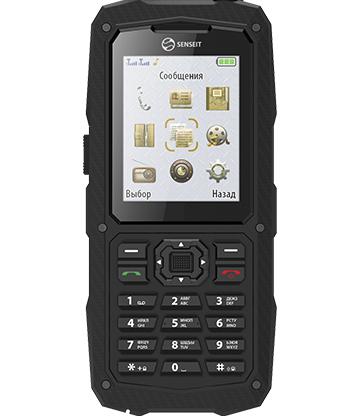 Защищенный телефон Senseit P210 оценен в 2 990 рублей