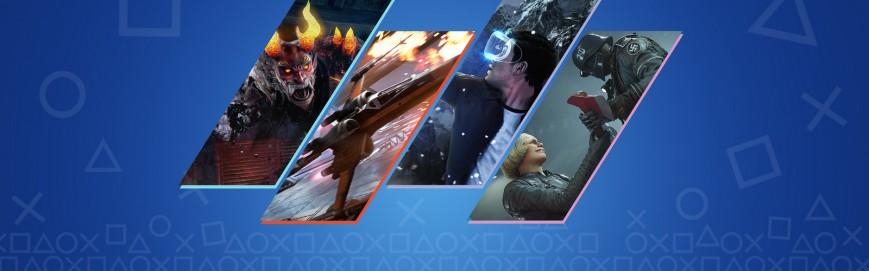 Sony назвала лучшие игры 2017 года