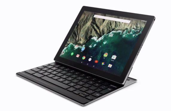 Google прекратила продажи планшета Pixel C