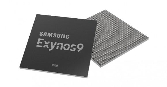 Samsung представила топовый чип Exynos 9810 для флагманских смартфонов