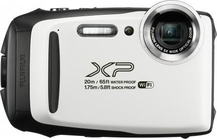 Fujifilm представила защищенный компакт FinePix XP130