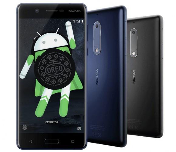 Смартфон Nokia 5 начал обновляться до Android 8.0 Oreo
