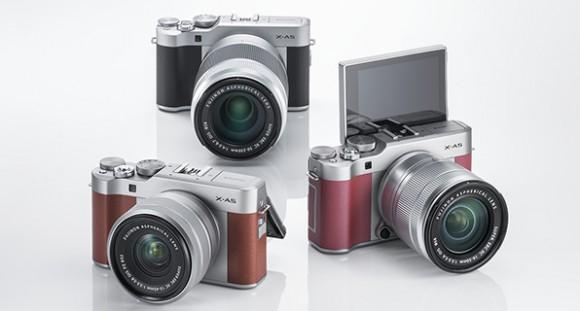 Fujifilm представила беззеркалку X-A5 с поддержкой 4K-видео