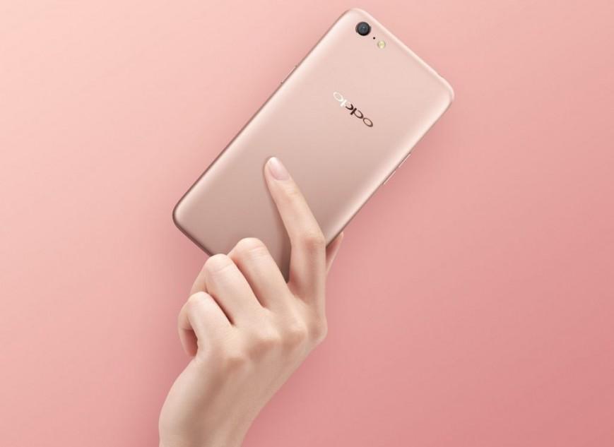Смартфон Oppo A71 (2018) представлен официально