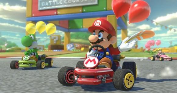 Nintendo анонсировала Mario Kart для смартфонов