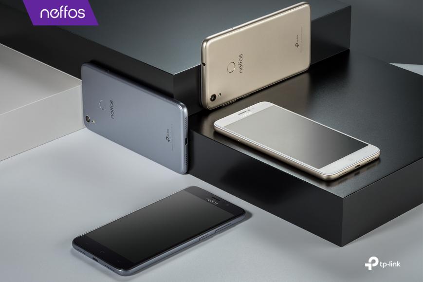 Смартфон Neffos C7 от TP-Link выходит в России