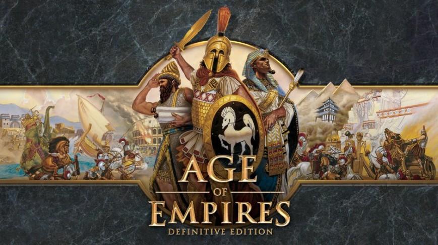 Переиздание Age of Empires вышло для Windows 10