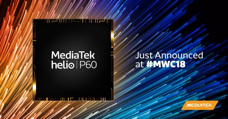 MediaTek Helio P60 принесёт искусственный интеллект на смартфоны-середнячки