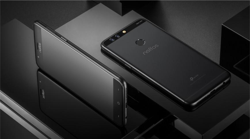 TP-Link представила смартфон Neffos N1 с двойной камерой