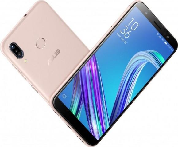 ASUS представила долгоиграющий безрамочный смартфон ZenFone Max (M1)