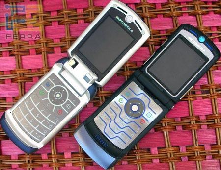 Motorola возродит культовую раскладушку RAZR