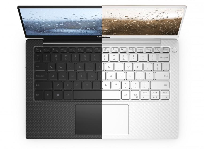 Ультратонкий ноутбук Dell XPS 13 на базе Kaby Lake-R вышел в России