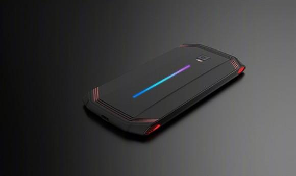 Игровой смартфон Nubia засветился на рендерах