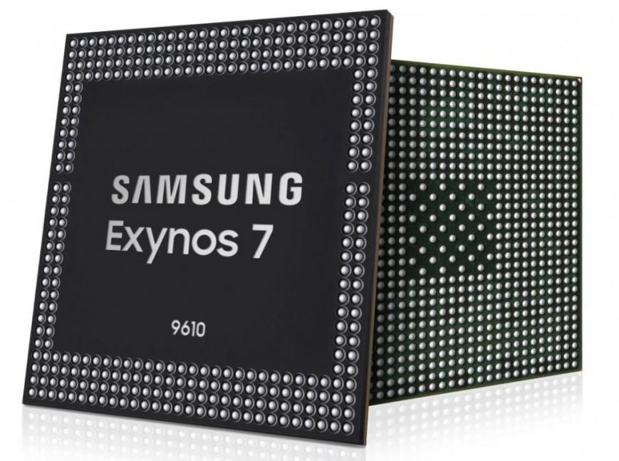 Процессор Samsung Exynos 7 9610 принесёт искусственный интеллект смартфонам-середнячкам