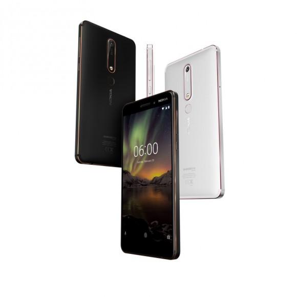 Безрамочный смартфон Nokia 7 Plus вышел в России