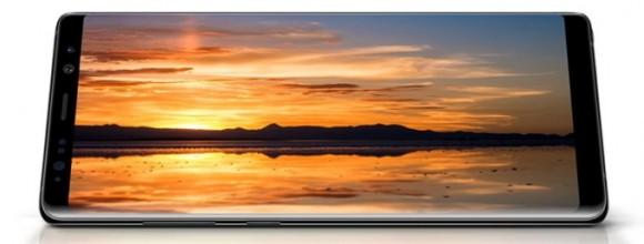 Samsung Galaxy Note 9 засветился в бенчмарке