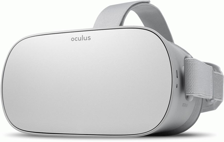 Автономный шлем Oculus Go вышел в продажу