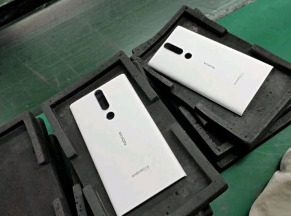 Потенциальный наследник Nokia 3 засветился на фото