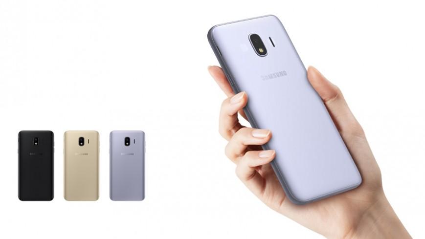 Недорогой смартфон Samsung Galaxy J4 засветился на Украине
