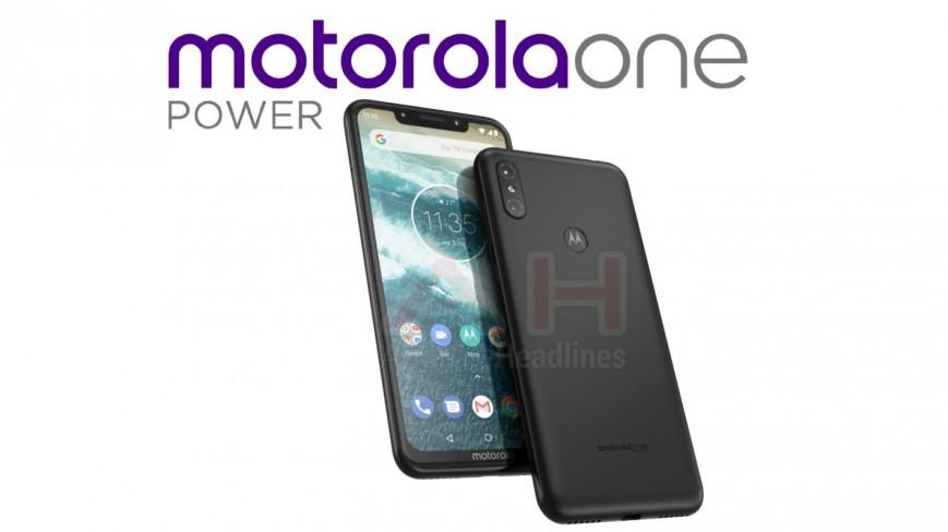 Motorola готовит безрамочный смартфон на базе Android One