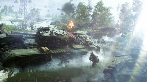 Раскрыты минимальные требования для Battlefield V