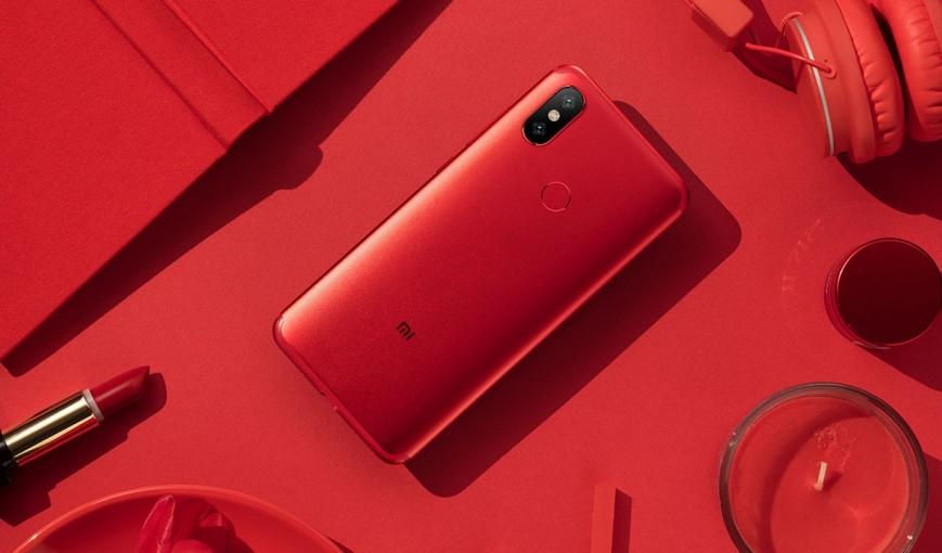 Представлена доступная версия Xiaomi Mi 6X