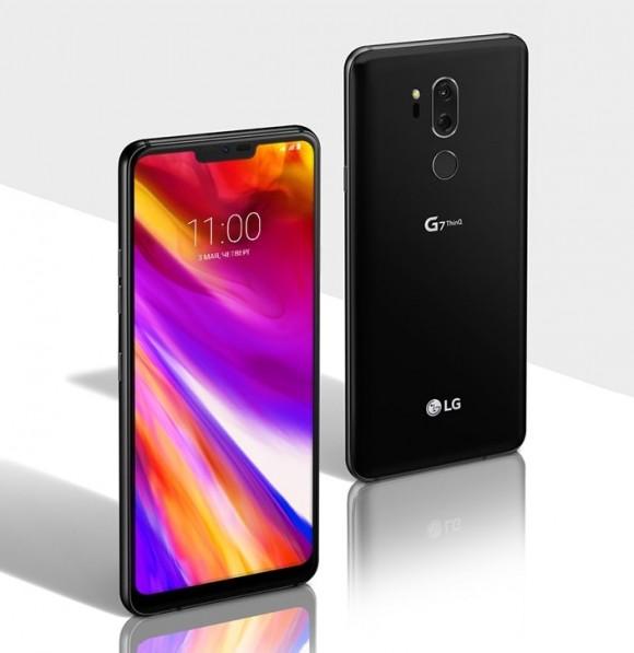 Флагманский смартфон LG G7 ThinQ вышел в России