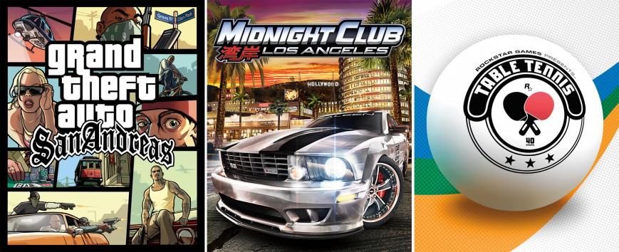 Grand Theft Auto: San Andreas и другая классика Rockstar выходит на Xbox One