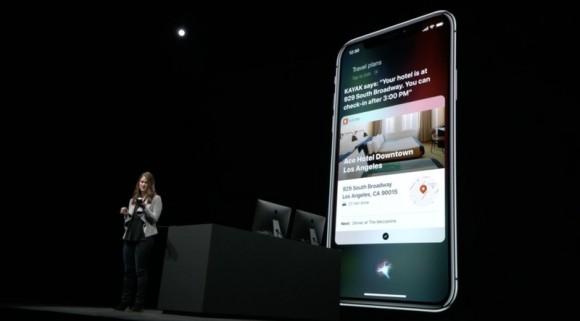 В Siri можно запрограммировать голосовые команды
