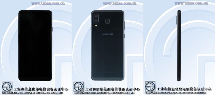 Китайцы показали Samsung Galaxy S9 Plus Lite