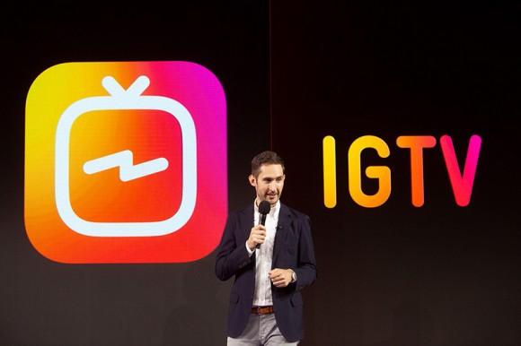 Instagram запустил сервис IGTV для длинных вертикальных видео