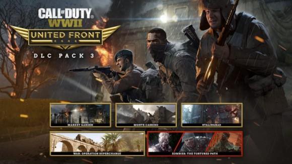 В Call of Duty: WWII появится Сталинград