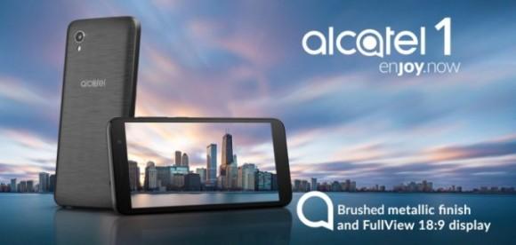 Новый безрамочник Alcatel оказался дешевле 80 евро
