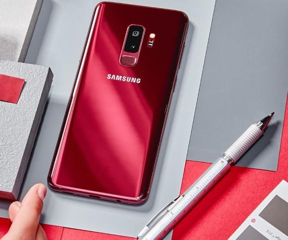 Samsung открыла предзаказ на новую версию Galaxy S9+