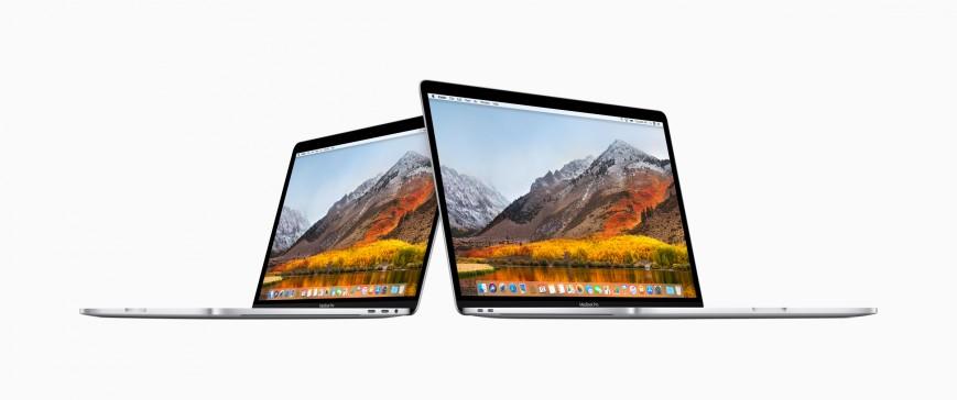Новые MacBook Pro уже можно купить в России