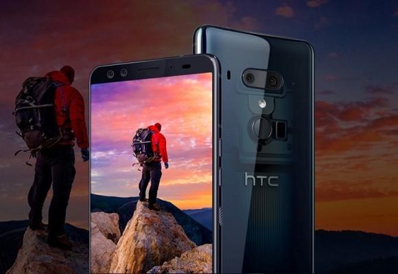 Сжимаемый флагман HTC U12+ с четырьмя камерами появился в России