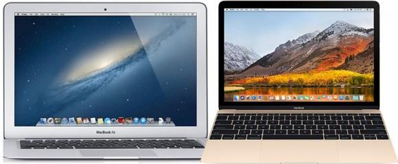Наследник MacBook Air получит намного более мощные процессоры