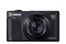 Canon представила компактный фотоаппарат с 40-кратным зумом