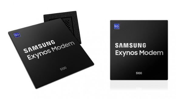 Samsung анонсировала первый в мире 5G-модем для смартфонов