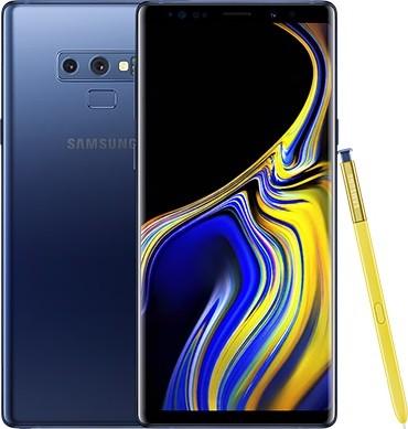 Samsung Galaxy Note 9 уже можно купить в России