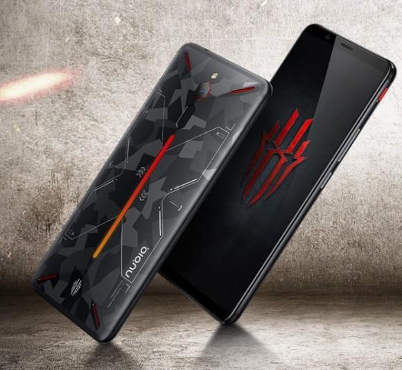 ZTE готовит второй игровой смартфон