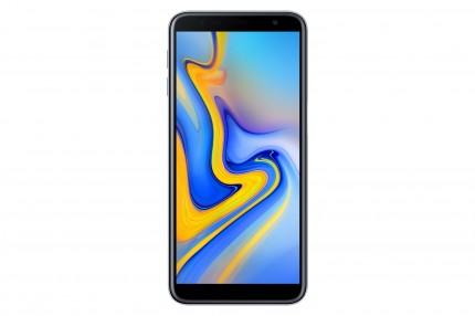 Samsung представила смартфоны Galaxy J4+ и J6+
