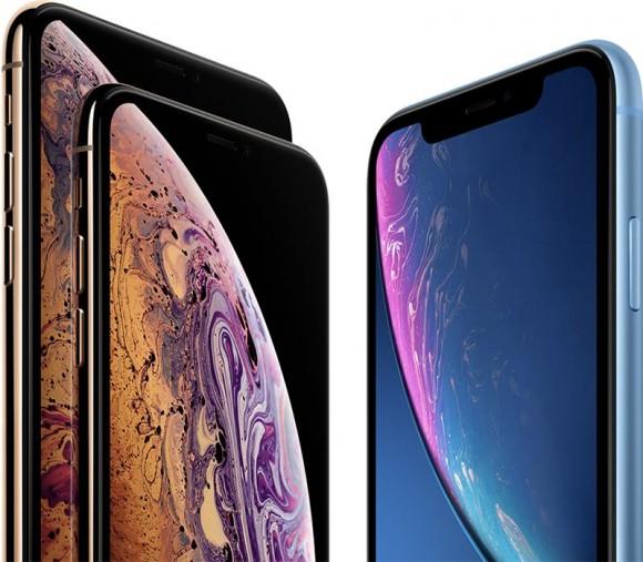 Названа точная ёмкость аккумуляторов iPhone XS, XS Plus и XR