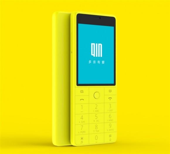 Xiaomi выпустила умный кнопочный телефон