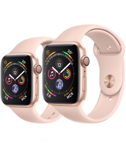 Смарт-часы Apple Watch Series 4 приехали в Россию