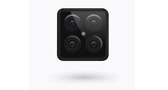 Lenovo рассекретила смартфон с четырьмя тыльными камерами