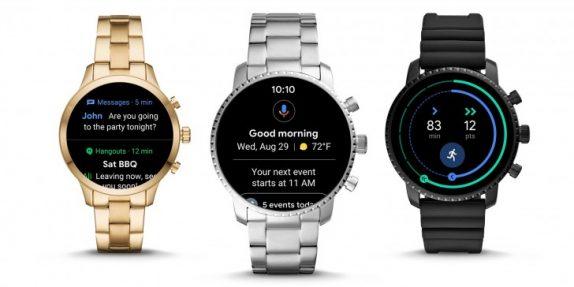 Google приносит на смарт-часы новый интерфейс и больше возможностей