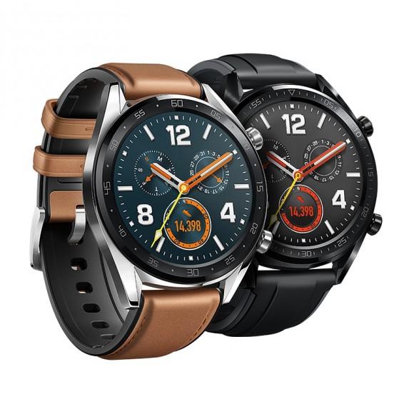 Смарт-часы Huawei Watch GT скоро появятся в России