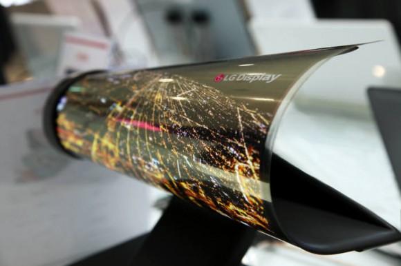 LG и Lenovo объединились для выпуска планшета с гибким экраном