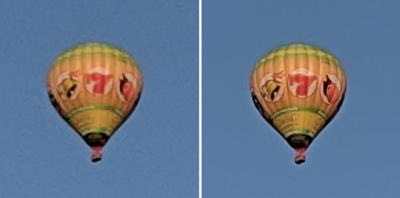Зум в Pixel 2 и Pixel 3
